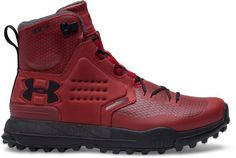 Under Armour Newell Ridge Mid Reactor boots Best Hiking Shoes, Hiking Boots, Men's Shoes, Shoe Boots, Shoes Sneakers, Mens Boots Fashion, Fashion Clothes, Under Armour Shoes, Sneaker Boots