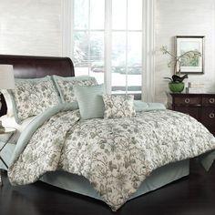 Found it at Wayfair - Felicite 6 Piece Comforter Set