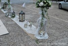 Wedding Decoration Ideas with Vintage ,διακόσμηση Wedding Decorations, Wedding Ideas, Table Decorations, Glass Vase, Inspired, Inspiration, Vintage, Home Decor, Biblical Inspiration