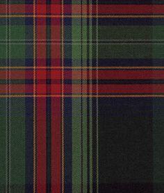 Chairs- Ralph Lauren Hanley Plaid Navy/Hunter Fabric : Image 2