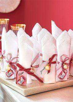 Dekorieren und schenken mit den pralinen von ferrero - Mit asten dekorieren ...