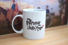 My patronus is Leslis Knope - Parks and Recreation ft Harry Potter