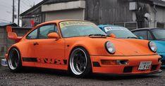 Porsche automobile - RWB964