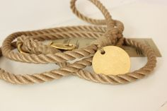 Found My Animal Rope Lead. On top of being gorgeous  portion of the proceeds goes to PetFinder.  http://shopcastr.com/thebonehouse/found-my-animal-rope/7106