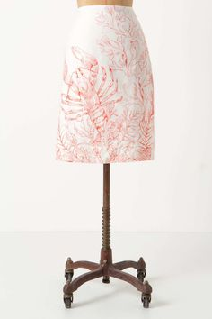 Because everyone needs a lobster skirt! - from Anthropologie.eu