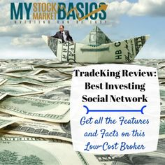 Find the best investing ideas through the TradeKing online investing social network! TradeKing review to compare with online investing sites