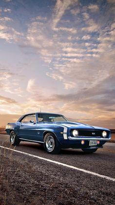Chevy Camaro SS #iPhoneWallpaper