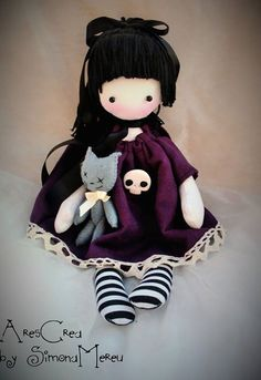 Rag Doll Ideas https://www.facebook.com/pages/ARES-crea/303037063130377?sk=photos_stream&ref=page_internal