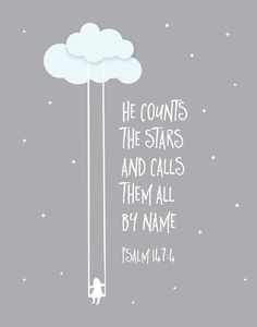 He counts the stars and calls them by name. www.yolci.com