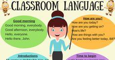 I'm your new English teacher. I'll be teaching you English this year...
