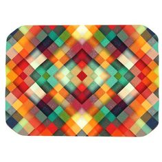 East Urban Home Danny Ivan 'Time Between' Geometric Abstract Placemat