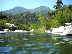 7 destinos cerca de Santiago para desconectarte y disfrutar de la naturaleza