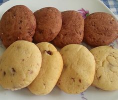 Easy Sweets, Sweets Recipes, My Recipes, Cookie Recipes, Party Recipes, Greek Sweets, Greek Desserts, Easy Desserts, Biscuit Cookies