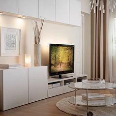Ideias para Sala - Sala - IKEA … | Home ideas | Pinte…