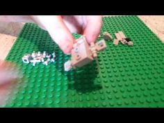 How to make a mini lego imperial shuttle and atst Star Wars Gif, Lego Videos, Cool Lego, Lego Duplo, Mini, Youtube, Star Wars, Accessories, Lego Duplo Table