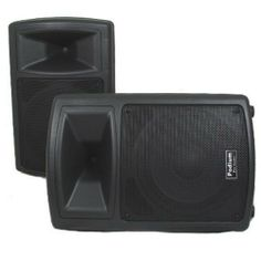 """1 Pair of New Karaoke DJ Band PA Powered Active 10"""" Pro Audio 1000 Watts Speakers w/ RCA connections PP1003A by Podium Pro Audio. $309.99. Specifications2 Brand New 2-Way Powered Speakers250 Watts RMS & 500 Watts Max per SpeakerSensitivity is 120dB with 28-20,000 Hz Frequency ResponseWoofers are Deluxe 10"""" 60oz DriversWide Dispersion Titanium Membrane TweetersDual Ported500 Watts Max Output per SpeakerXLR Jack Input & Volume Control for MicrophoneXLR Jack Input or ..."""