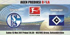 Prediksi Schalke vs Hamburger 13 Mei 2017