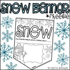 267 best snow day images winter christmas winter time let it snow South Park Night snow banner freebie