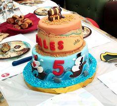 #pirates cake  #sweets_treats_ist
