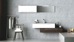 PUNTOTRE arredobagno.  my styling for IMAGO DESIGN.
