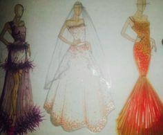 Fantastic three dress