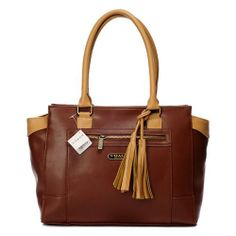 KnowInTheBox - High Quality Coach Legacy Leather Medium Candace Carryall Crimson Totes From China