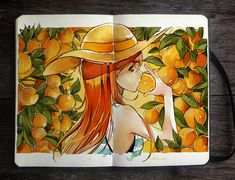 .: Orange is the New Color by Picolo-kun.deviantart.com on @DeviantArt