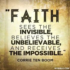Quote from Corrie Ten Boom