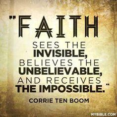 Quote from Corrie Ten Boom