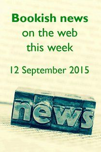 Bookish news on the web this week -  12 September 2015. Crowdfunded reading Literary launches: how crowdfunding is fuelling the literary avant garde. Reviews: What the press thinks of Eggshells by Caitriona Lally; And in case you missed it, my review of Jay Spencer Green's Breakfast at Cannibal Joe's. Audio books; 7 important facts that you should know about buying audio books online Top Ten Books, Little Free Libraries, Free Library, Uptown Funk, Book Sculpture, Sculptures, Pet Peeves, Lets Do It, Agatha Christie