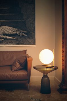 Flos IC Lights T2 Tischleuchte gefunden bei http://www.flinders.de/flos-lampen/ #flos #messing #brass #light #leuchte #tischlampe