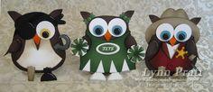 Stamp-n-Design: SU Owl Demo Card!