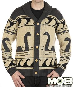 Loch Ness Cardigan – Middle of Beyond
