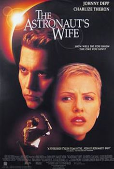 The Astronaut's Wife (1999) Charlize Theron, Johnny Depp