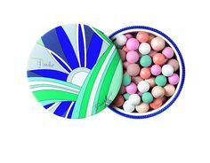 Perles D'Azur from the 'Terra Azzura by Emilio Pucci'-collection by Guerlain.  http://t-h-i-n-g-s.blogspot.com