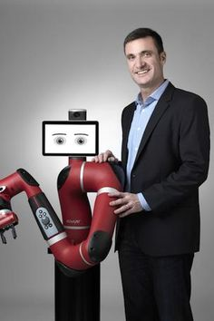 3D printing changed the economics of prototyping products. But if Scott Eckert, the CEO of Rethink Robotics, which makes the Baxter and Sawyer robots, is correct, collaborative robots could soon be playing an even bigger role in changing the economics of building on smaller scales.