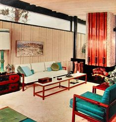 1960S Interior Design Pleasing 1960S Interior Design .interior Design Is Anything But Bland Decorating Inspiration