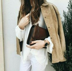 #suede #white #fall