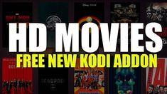 FREE HD MOVIES ON KODI NEW ADDON