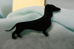 Honey Song Jewellery is a small home based jewellery business. Dachshund, Dinosaur Stuffed Animal, Honey, Brooch, Silhouette, My Favorite Things, Animales, Weiner Dogs, Brooches
