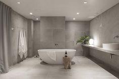 Veckans hem: Sextiotalsdröm i Saltsjöbaden - Lilly is Love Bad Inspiration, Bathroom Inspiration, Home Decor Inspiration, Bathroom Spa, Bathroom Renos, Modern Bathroom Design, Bathroom Interior Design, Open Plan Bathrooms, Beddinge
