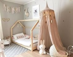 doseles en habitaciones infantiles