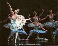 Dorothée Gilbert, danseuse étoile