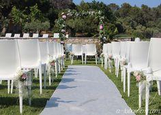 #cérémonie #côte d'azur #décoration #arche #entrée #weddingplanner #paulinemaguin #alabon'heur #mariage