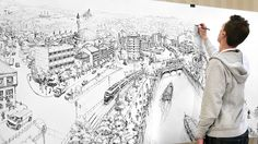 """""""ESKIŞEHIR CITY"""" by Deck Two on Inspiration Is."""