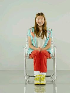 I love Sue Heck! She is herself and always the optimist!