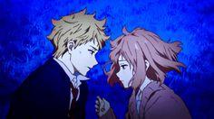 Kyoukai no kanata movie: l'll be here - mirai hen by Yamineki   We ...    THIS IS THE SADDEST MOVIE I AHEV EVER SEEN