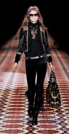 #Gucci Fall 2008 <3 <3 <3