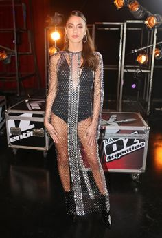 Shared by Find images and videos about argentina, ️tini and singer on We Heart It - the app to get lost in what you love. Ariana G, Couture Dresses, Dress Collection, Beyonce, Your Photos, Disney, My Girl, Cover Up, Bodycon Dress