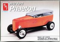 AMT 1932 Ford Phaeton, Stock or Street Rod
